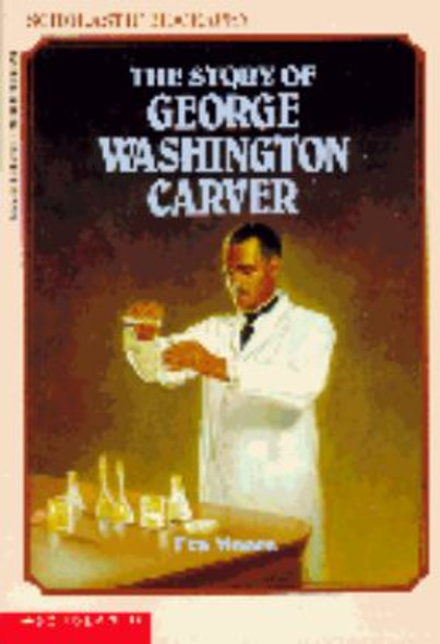 The Story of George Washington Carver Cover