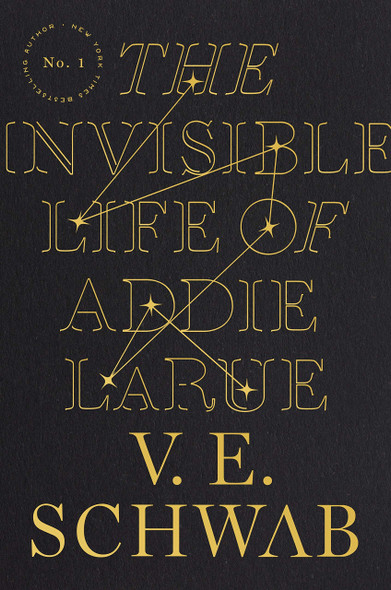 The Invisible Life of Addie Larue - Cover