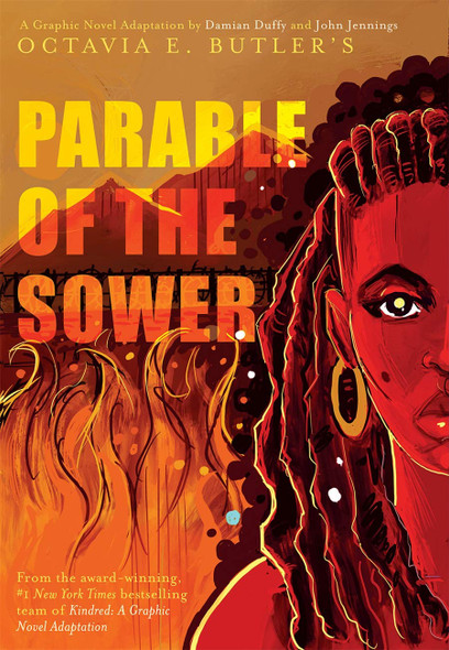 Parable of the Sower: A Graphic Novel Adaptation - Cover