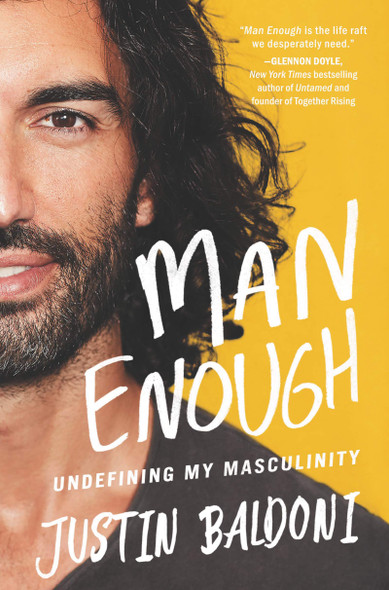 Man Enough: Undefining My Masculinity - Cover