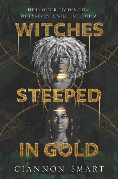 Witches Steeped in Gold - Cover