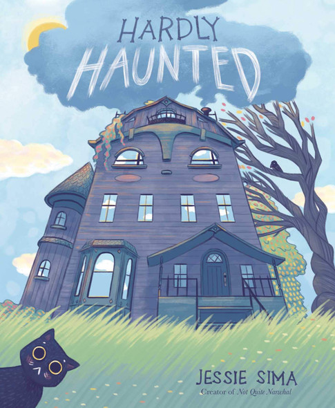 Hardly Haunted - Cover