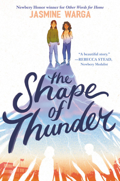 The Shape of Thunder - Cover