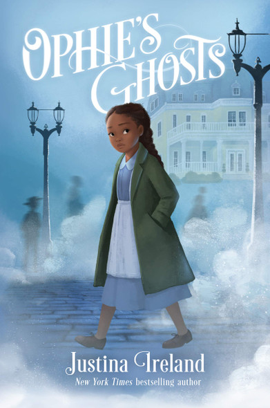 Ophie's Ghosts - Cover