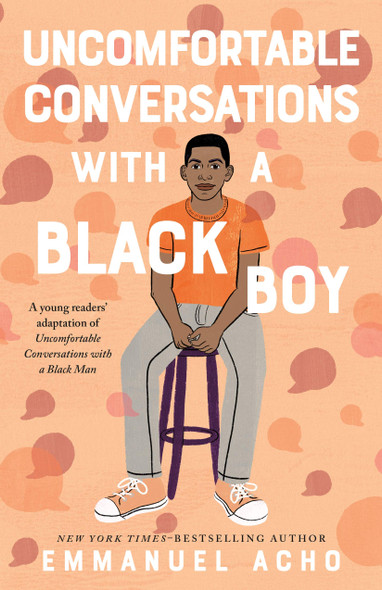 Uncomfortable Conversations with a Black Boy - Cover
