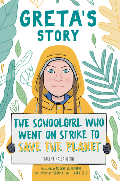 Greta's Story - Cover
