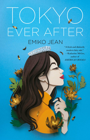 Tokyo Ever After - Cover