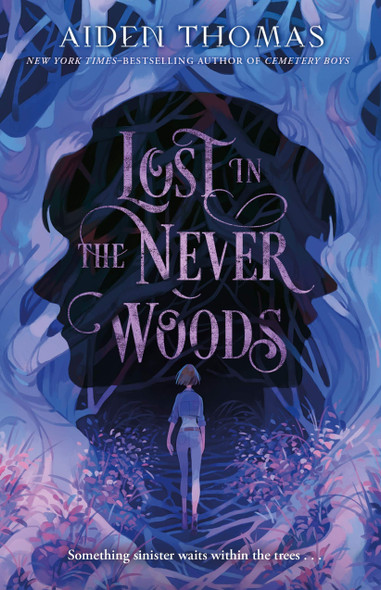 Lost in the Never Woods - Cover