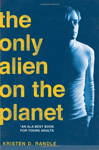 The Only Alien on the Planet - Cover