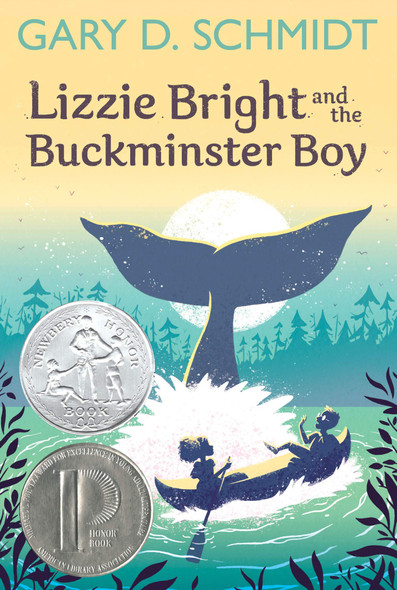 Lizzie Bright and the Buckminster Boy - Cover