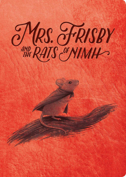 Mrs. Frisby and the Rats of NIMH: 50th Anniversary Edition - Cover