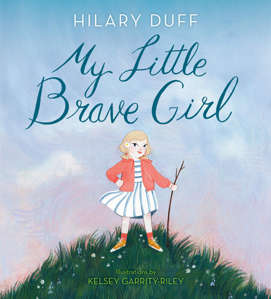 My Little Brave Girl - Cover