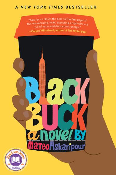 Black Buck - Cover