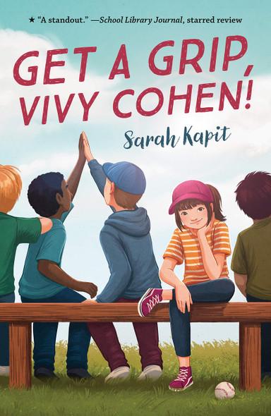 Get a Grip, Vivy Cohen! - Cover