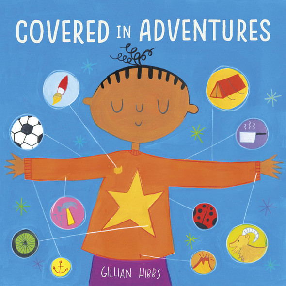 Covered in Adventures - Cover