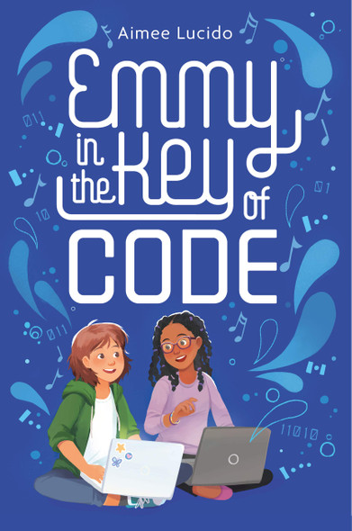 Emmy in the Key of Code - Cover