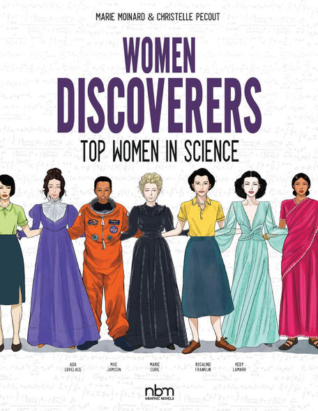 Women Discoverers: Top Women in Science - Cover