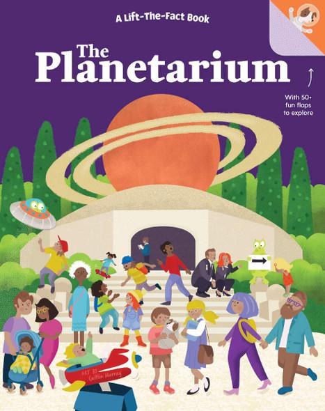 The Planetarium - Cover