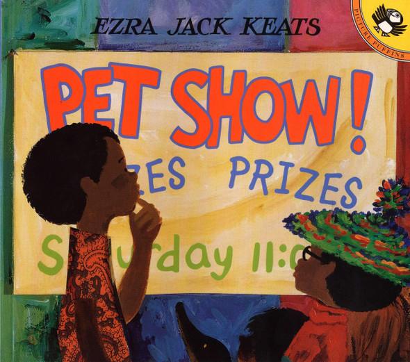 Pet Show! - Cover