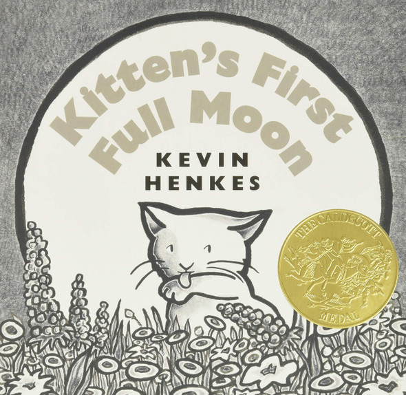 Kitten's First Full Moon Board Book - Cover