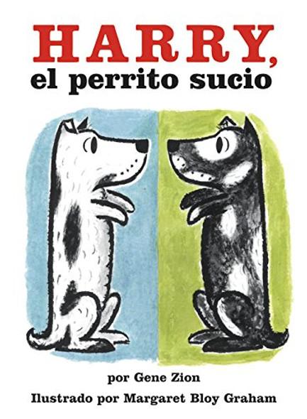 Harry, El Perrito Sucio: Harry the Dirty Dog - Cover