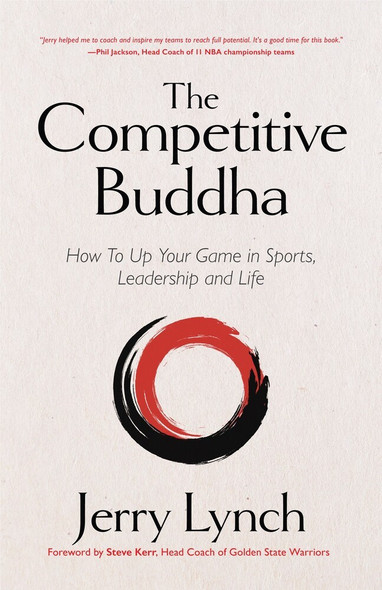 The Competitive Buddha by Jerry Lynch - Cover
