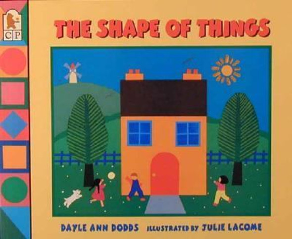 The Shape of Things Cover