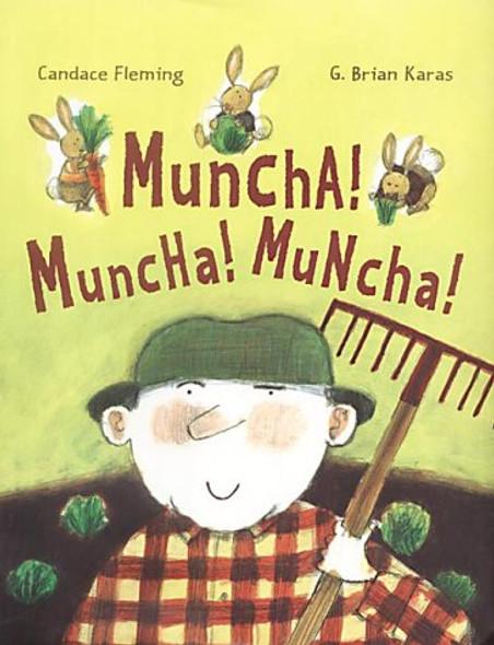 Muncha! Muncha! Muncha! - Cover