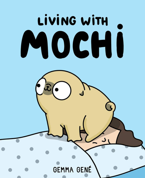Living with Mochi - Cover