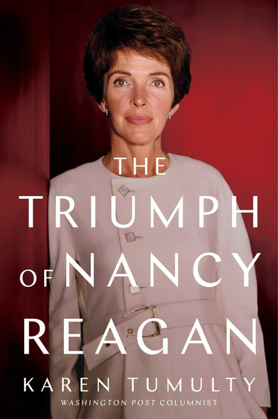 The Triumph of Nancy Reagan - Cover