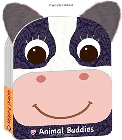 Animal Buddies: Cow - Cover