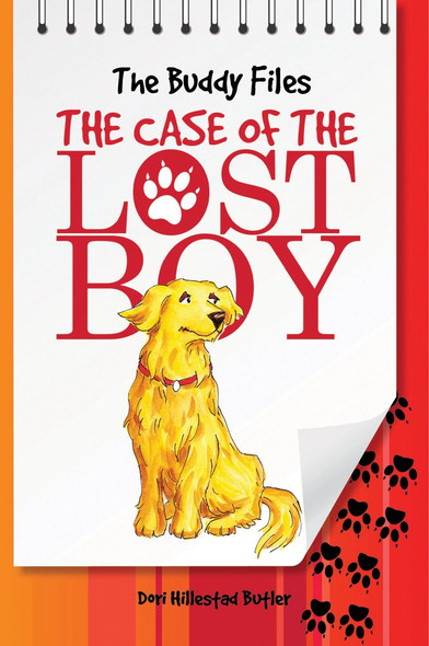 The Case fo the Lost Boy - Cover