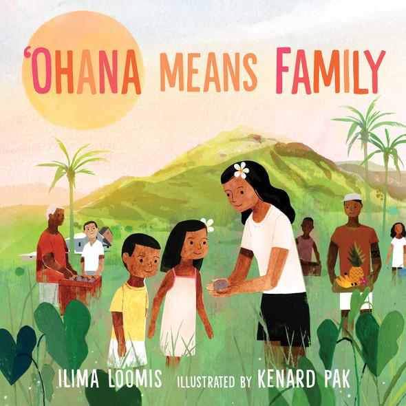 Ohana Means Family - Cover