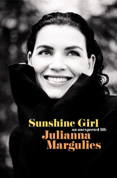 Sunshine Girl: An Unexpected Life - Cover