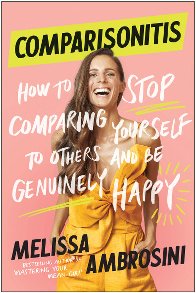 Comparisonitis: How to Stop Comparing Yourself to Others and Be Genuinely Happy - Cover