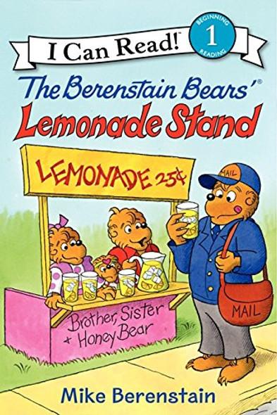 The Berenstain Bears' Lemonade Stand - Cover