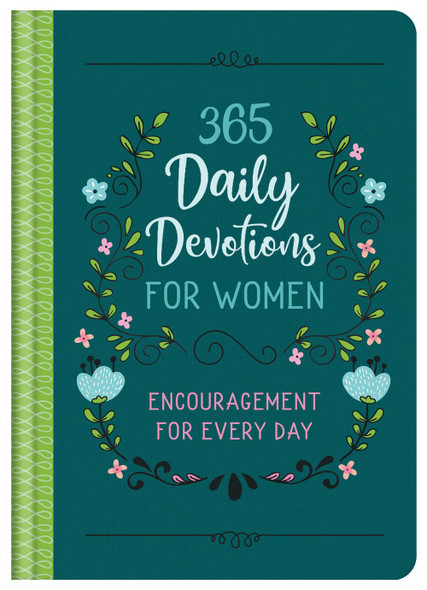 365 Daily Devotions for Women: Encouragement for Every Day by Barbour Staff - Cover