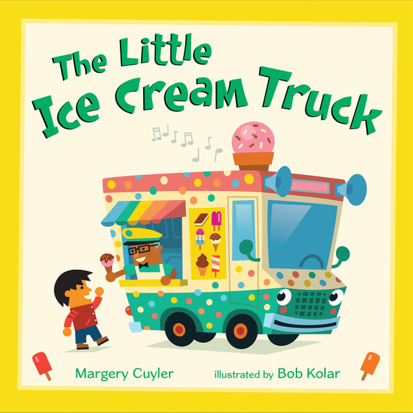 The Little Ice Cream Truck - Cover