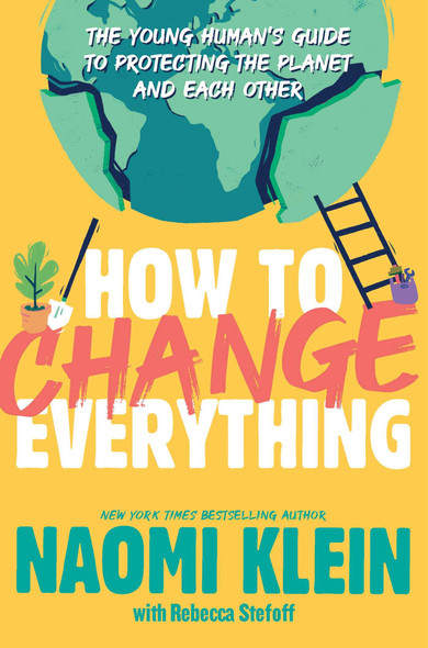 How to Change Everything - Cover