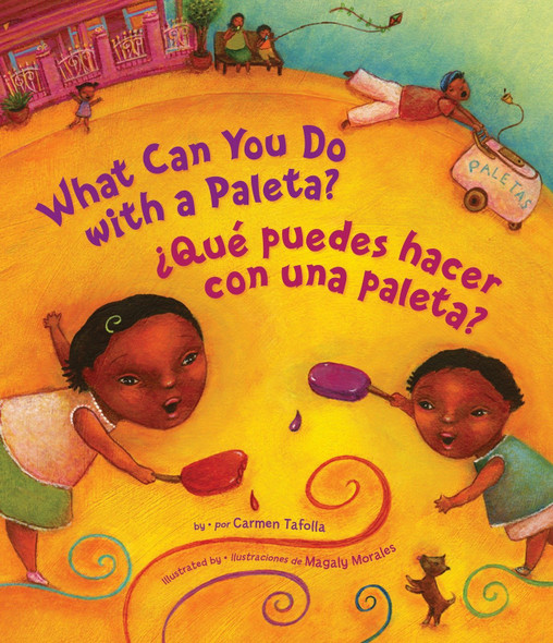 What Can You Do With a Paleta? - Cover