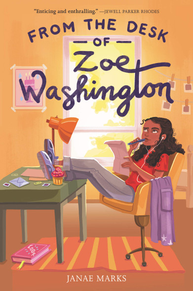 From the Desk of Zoe Washington - Cover