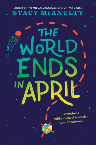 The World Ends in April - Cover