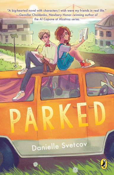 Parked - Cover