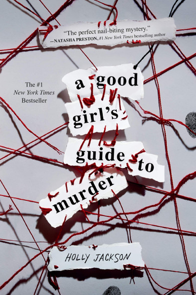 A Good Girl's Guide to Murder - Cover