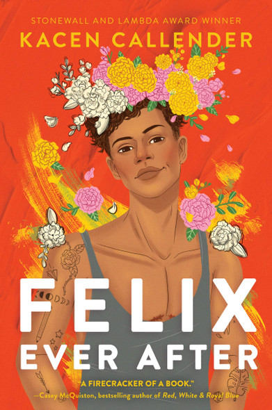 Felix Ever After - Cover