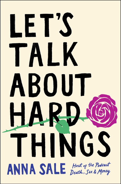 Let's Talk About Hard Things - Cover