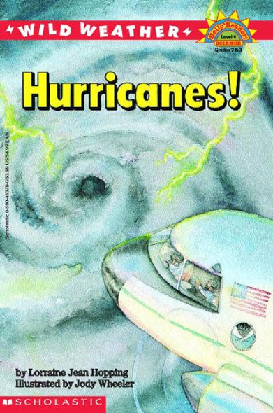 Hurricanes! - Cover