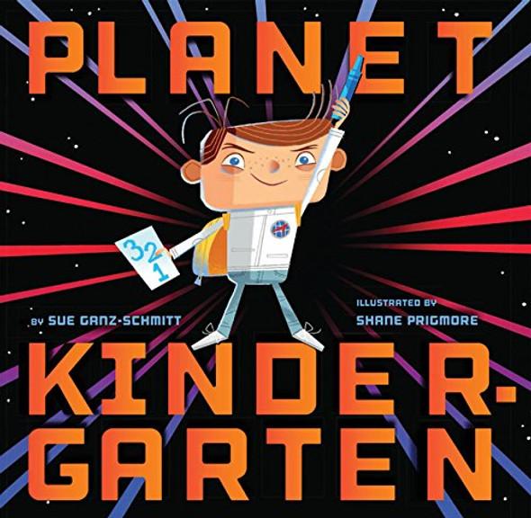 Planet Kindergarten - Cover