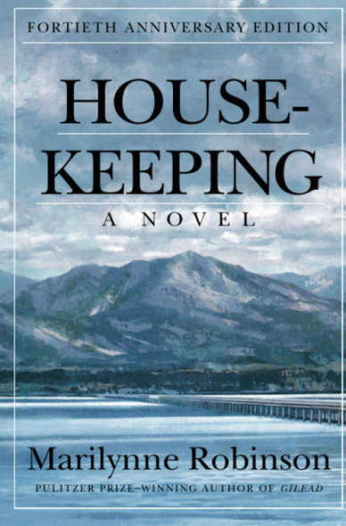 Housekeeping (Fortieth Anniversary Edition) - Cover