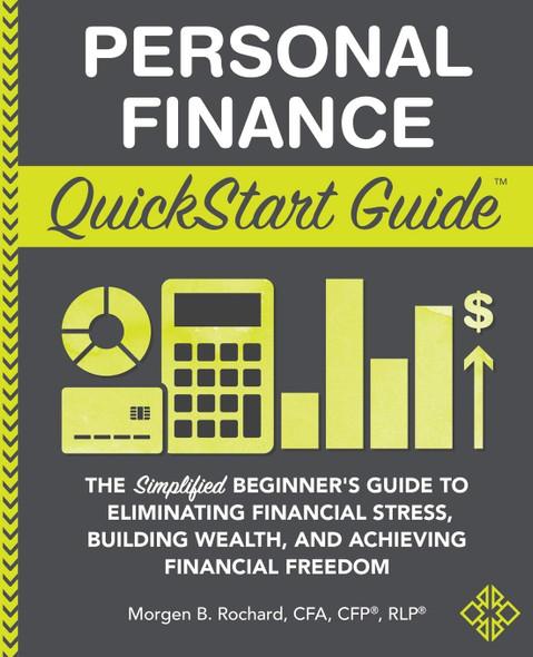 Personal Finance QuickStart Guide - Cover